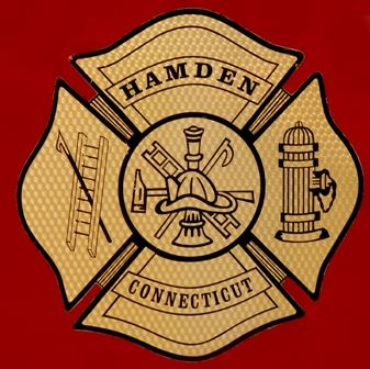 Hamden Fire Department Patch