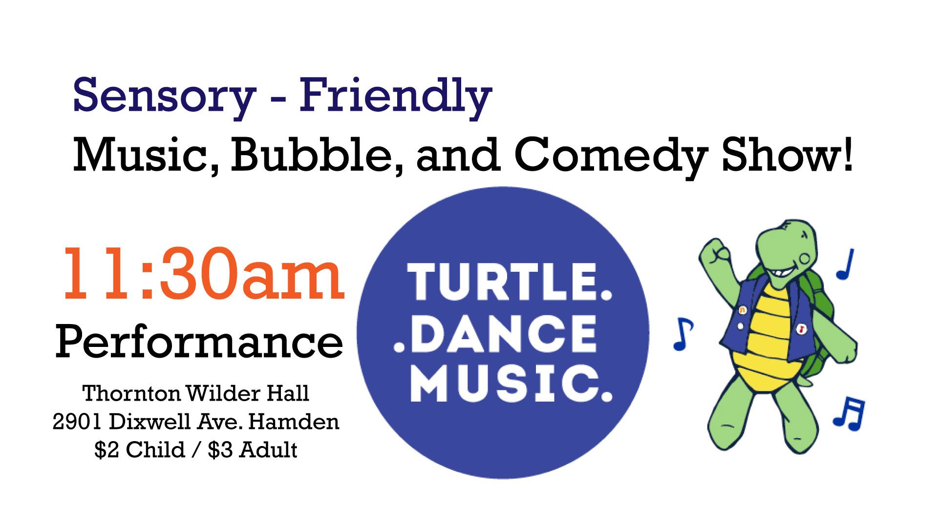 Turtle Dance Music Performance at 11:30am