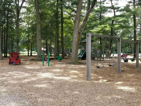 John P. Denicola Park Swings