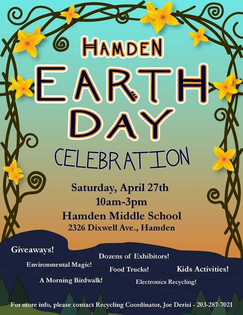 Earth Day Celebration Flyer