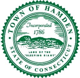 Town of Hamden Seal