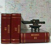 Physical Books of Land Records