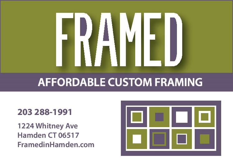FRAMED Affordable Custom Framing